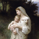 'Innocence', William-Adolphe Bouguereau, 1892.