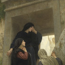 'The Holy Women at the Tomb', William-Adolphe Bouguereau,1890.